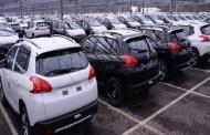 تراجع مبيعات السيارات في الاتحاد الأوروبي