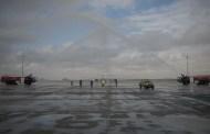مطار الملكة علياء الدولي يستقبل أولى رحلات خطوط الملكة بلقيس للطيران