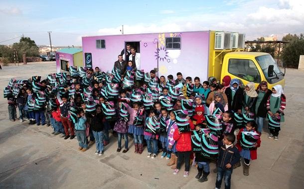 عيادة زين المجانية المُتنقلة للأطفال تعالج 200 ألف طفل في مختلف أنحاء المملكة