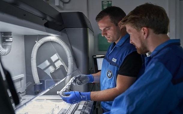 BMW تزيد الاعتماد على الطباعة ثلاثية الأبعاد
