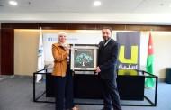 عملاء أمنية يتبرعون بأكثر من 13 ألف دينار أردني عبر تطبيق umnicoin