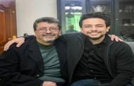 ولي العهد: الفنان ربيع شهاب رسم البسمة على وجوهنا