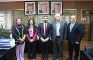 نائب الرئيس العالمي للغرفة الفتية الدولية يزور الأردن