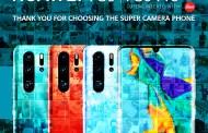 مبيعات مبهرة للسلسلة الجديدة P30 من Huawei