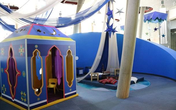 متحف الأطفال يستقبل الأطفال وعائلاتهم بأجواء مميزة خلال رمضان