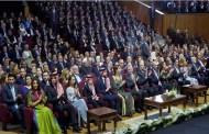 الملك يرعى الاحتفال الوطني بمناسبة العيد الثالث والسبعين للاستقلال