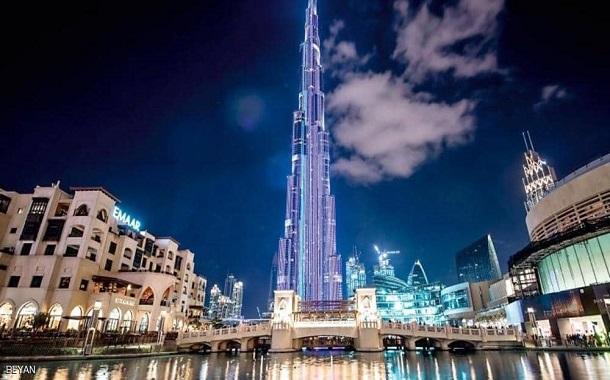 برج خليفة.. كم يكلف الإعلان على أعلى مبنى في العالم؟