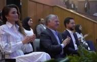شباب وشابات الوطن يحتفون بالملك بمناسبة العيد العشرين للجلوس الملكي