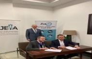 توقيع اتفاقية شراكة ما بين ZenHR Solutions وجمعية الريادة والابداع الاردنية