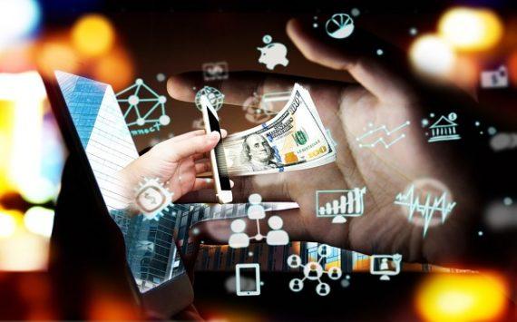 التكنولوجيا وعلاقتها بالصناعة المالية