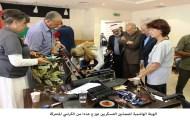 الهيئة الهاشمية للمصابين العسكريين توزع عددا من الكراسي المتحركة