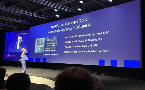 مؤتمر هواوي: الإعلان عن معالج كيرين 990 وسماعة FreeBuds 3 ولونين جديدة لهاتفP30 برو