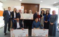 Orange الأردن تعلن الفائزين في جائزة