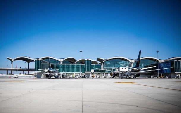 مطار الملكة علياء الدولي يستقبل أكثر من 5 ملايين مسافر مع نهاية شهر تموز 2019