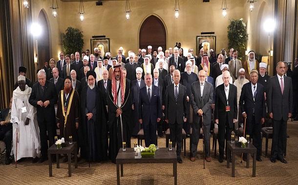 الملك يكرم قيادات مشاركة في المؤتمر العام الثامن عشر لمؤسسة آل البيت الملكية للفكر الإسلامي