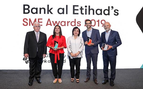 هذه هي النتائج النهائية لجائزة بنك الاتحاد للشركات الصغيرة والمتوسطة 2019.......