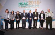 مختبرات مدلاب شاركت في مؤتمر مجلس اعتماد المؤسسات الصحية الخامس للجودة في الرعاية الصحية