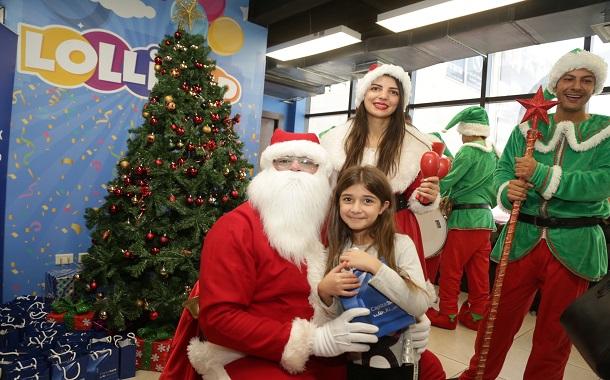 كابيتال بنك يشارك موظفيه احتفالاتهم بعيد الميلاد المجيد