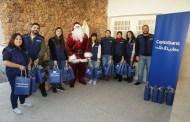 موظفو كابيتال بنك يزورن جمعية دار السلام ويوزعون الهدايا على كبار السن