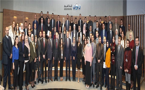 بمناسبة مرور عشر سنوات على إطلاقه  ...... البنك العربي يكرّم موظفيه المتطوعين ضمن برنامجهللمسؤولية الاجتماعية