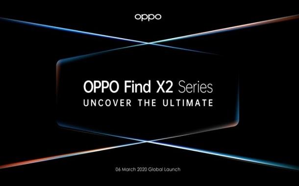 اوبو تحدد يوم 6 مارس للكشف عن هاتف Find X2