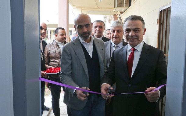 افتتاح مركز اتصال زين لخدمات الزبائن في دير علا بتمويل من وزارة التخطيط والتعاون الدولي