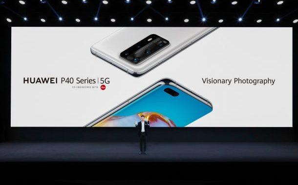 سلسلة Huawei P40... عصر التصوير الفوتوغرافي