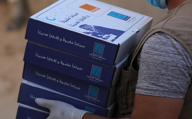 أورانج الأردن تدعم مجموعة من المبادرات الرمضانية
