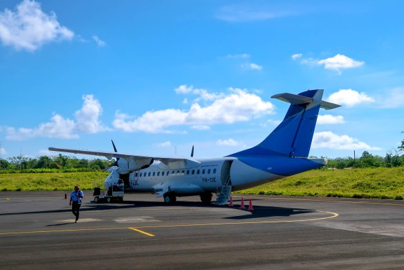 Plane La Costeña Costena Little Corn Island Nicaragua how to get to