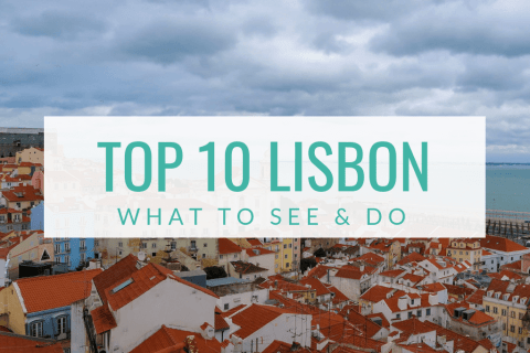 Hashtag Explorers tells you What To Do In Lisbon, Portugal