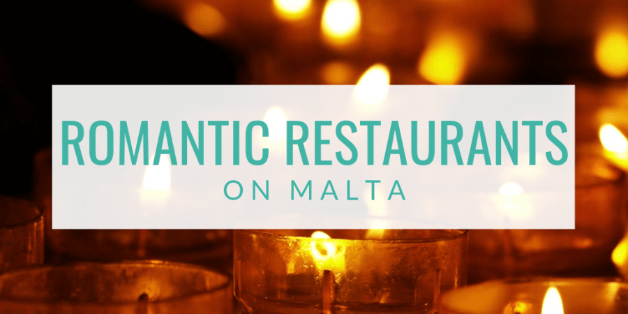 Top 5 Most Romantic Restaurants on Malta
