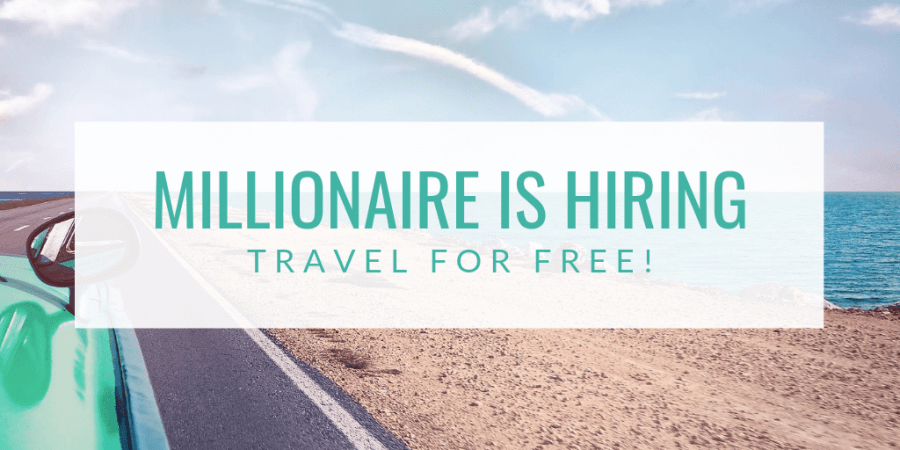 Australian 26-year-old Matthew Lepre is looking for a PA to travel the world with him for free.