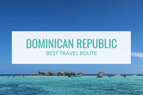 Best itinerary for a road trip through the Dominican Republic