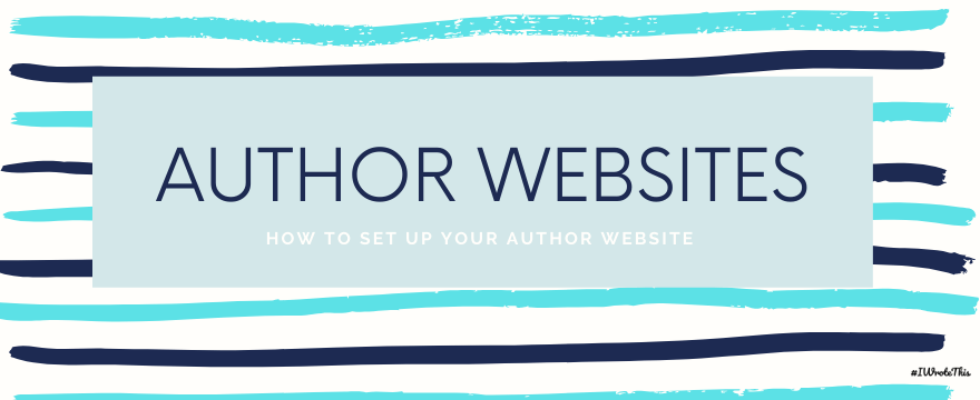 How to Set Up Your Author Website