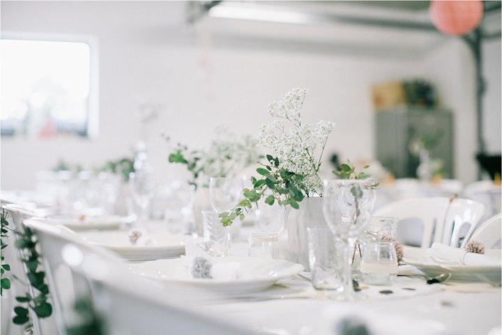 Feest planning en decoratie