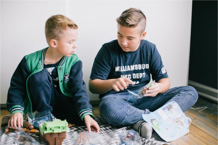 Playmobil giveaway Galjoen Kameleon