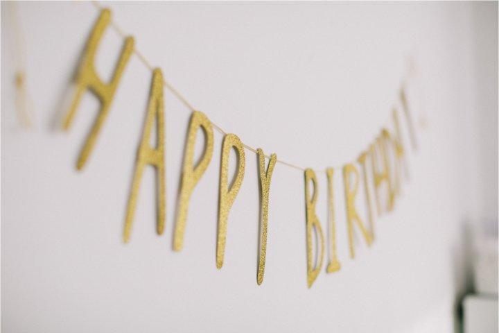 surprise birthday & babyshower party