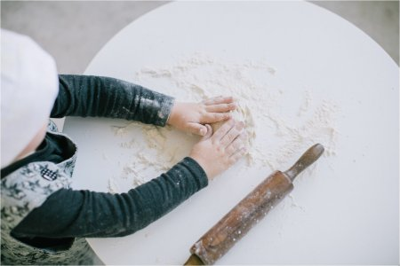 Woensdag activiteit: pizza maken