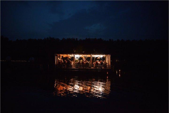Vis Lidl - Dinner on the lake