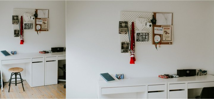 Project Renovation: Jongenskamer