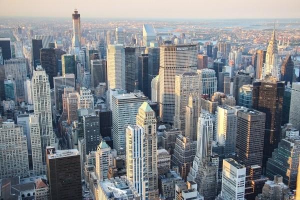 Mes 5 Gratte-ciel Incontournables -york Hashtag Voyage