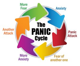 Panic cycle 001 1 panik atak tedavisi / panik atak nedenleri, belirtileri, tedavisi