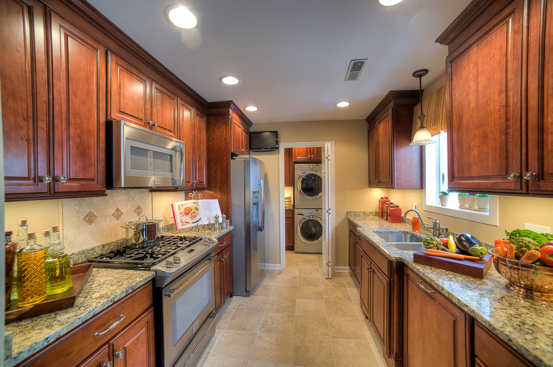 Galley Kitchen Remodel 2 Haskell Interiors