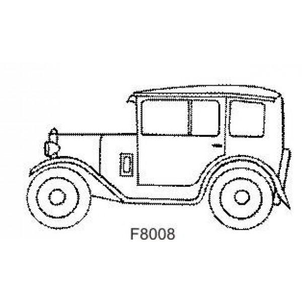 F8008 Austin 7 Car