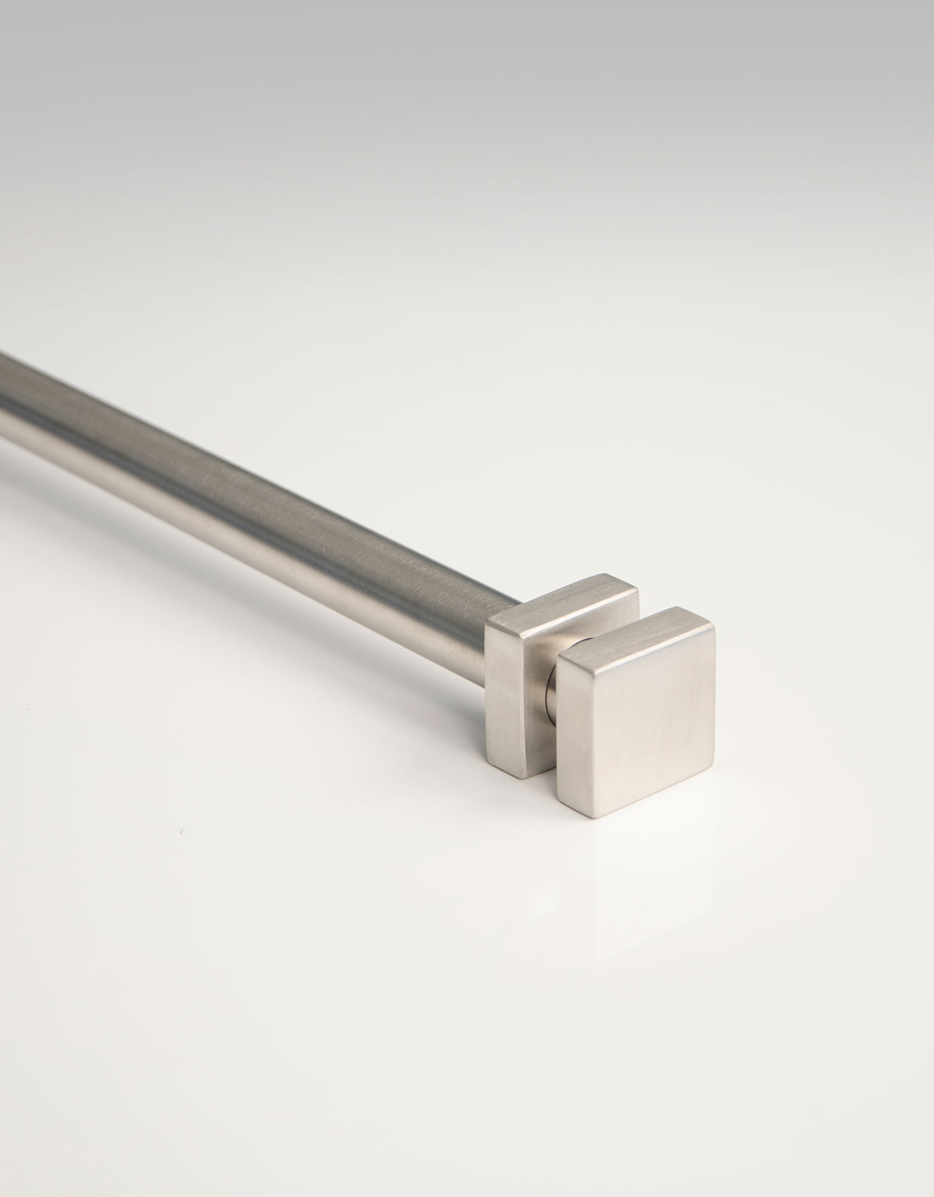 infront square curtain rod stainless steel 18 20 mm or 26 28 mm