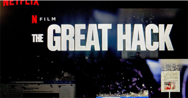 Full review of Netflix's The Great Hack