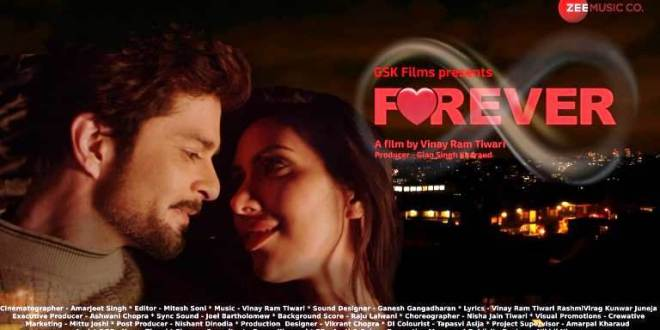 """Director Vinay Ram Tiwari's romantic thriller """"FOREVER"""" set to release on Amazon this May"""