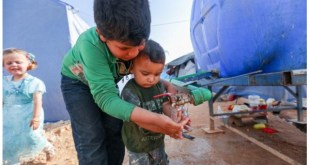 19 million children internally displaced by conflict and violence in 2019, highest number ever
