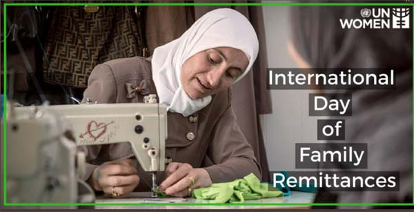 international domestic workers day, International Day of Family Remittances