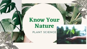 Know Your Nature